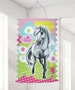 Charming Horses Party Lantern Decoration