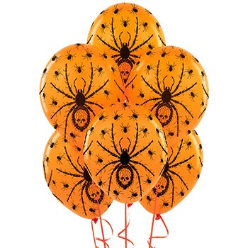 Halloween Party Balloons