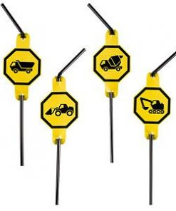 JCB-Party-Drinking-Straws