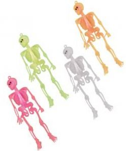 Neon-Plastic-Skeletons