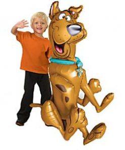 Scooby Doo Airwalker Balloon