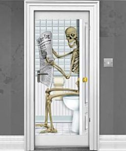 Skeleton-Bathroom-Door-Cover