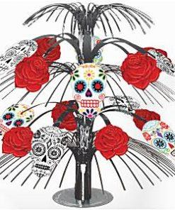 Skull-Rose-Centrepiece-