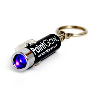 UV Light Keyring (each)