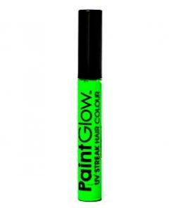 UV Neon Green Hair Streaks Tube - 10ml