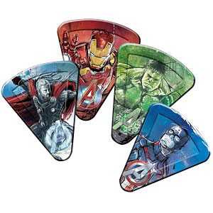 Avengers Age Of Ultron Party Pizza Plate