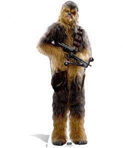 Star Wars Chewbacca Cardboard Cutout
