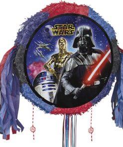 Star Wars Drum Pull Piñata