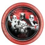 Star Wars The Last Jedi Party Paper Plate