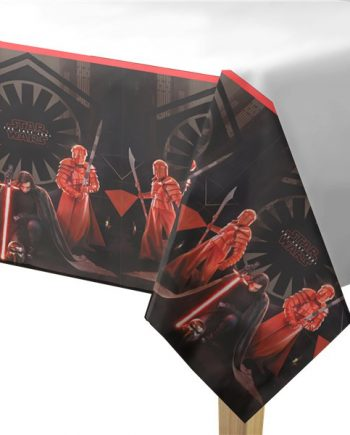 Star Wars The Last Jedi Party Plastic Tablecover