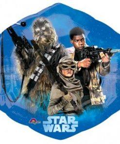 The FOrce Awakens Star Wars Balloon side 2