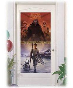 The Force Awakens Door Banner