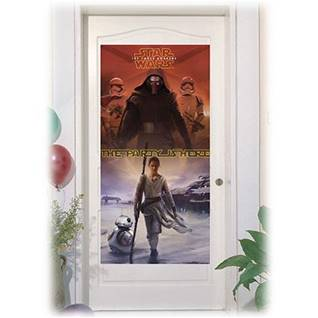 The Force Awakens Door Banner