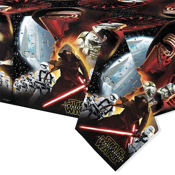 Star Wars The Force Awakens Tablecover