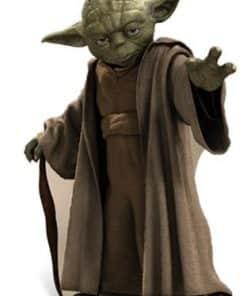 Yoda Cutout