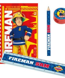 Fireman Sam Stationery Packs
