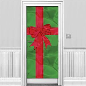 Christmas Present Door Cover