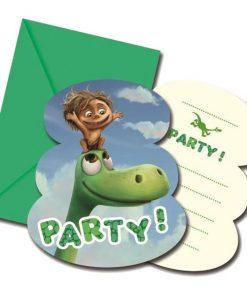 Good Dinosaur Invitations