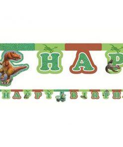 Good Dinosaur Happy Birthday Banner