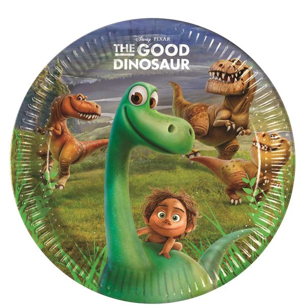 Buy cheap the good dinosaur themed party supplies in the UK