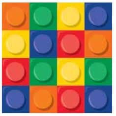 Lego Napkins