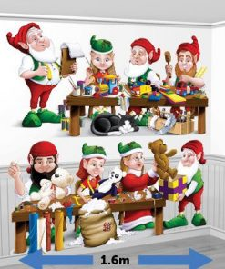 Santas Workshop Elves Add-On