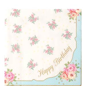 Truly Scrumptious Party Paper Napkins