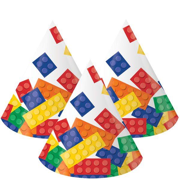 Block Party Cone Hats