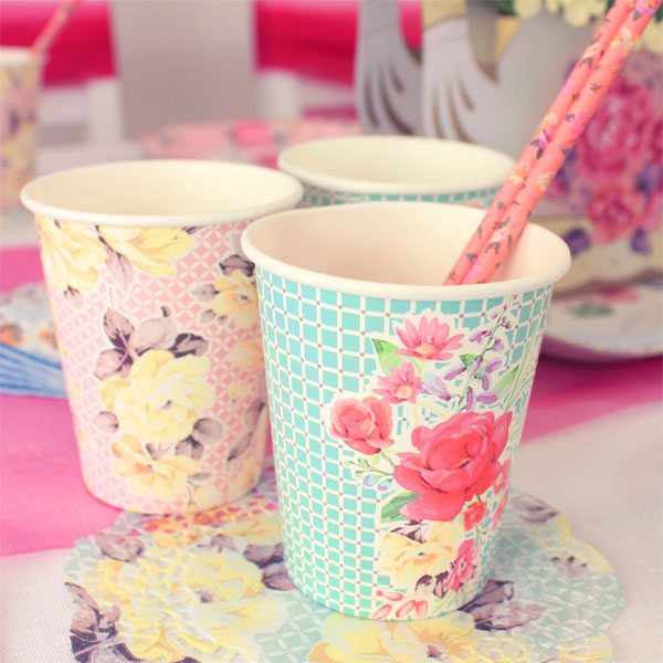 Truly Scrumptious Party Cups