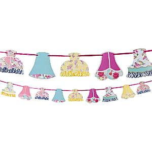 Truly Scrumptious Lampshade Buntin