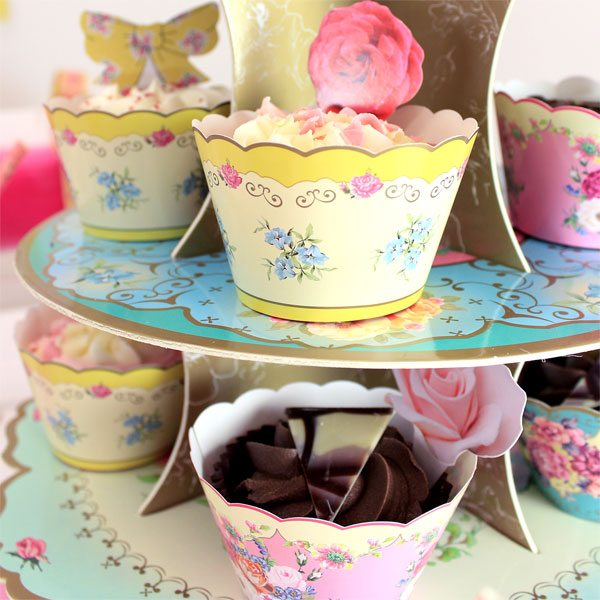 Truly Scrumptious Cake Wraps & Toppers