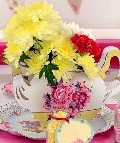 Truly Scrumptious Party Teapot Vase