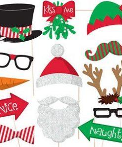 christmas-photo-prop-kit