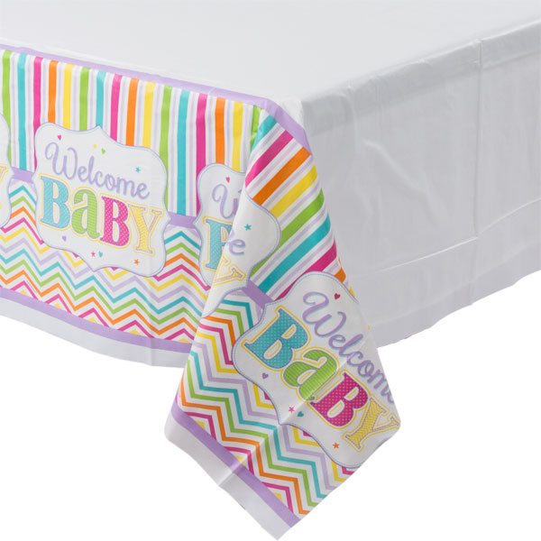Baby-Bright-Plastic-Tablecover 1.2m x 1.8m