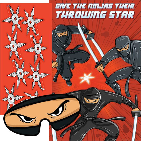 Ninja Party Game