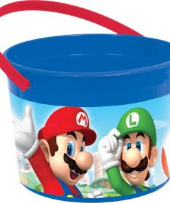 Super Mario Party Favour Container