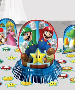 Super Mario Party Table Decorating Kit