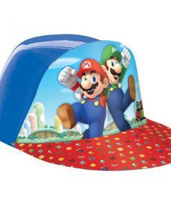 Super Mario Party Plastic Baseball Cap