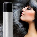 Black Hair Spray - 125ml