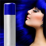 Blue Hair Spray