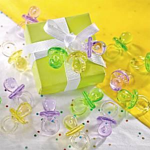 Multicoloured Crystal Dummys