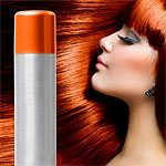 Orange Hairspray