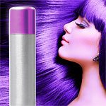 violet Purple Hair and Body Spray