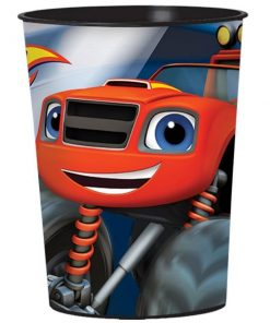 Blaze & The Monster Machines Party Party Favour Cup