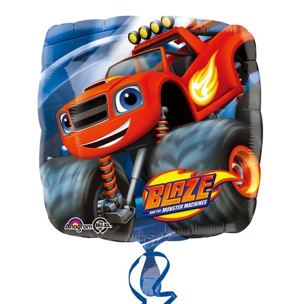 Blaze and the Monster Machines Party Foil Balloon