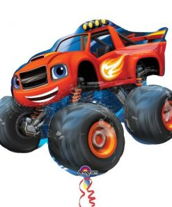 Blaze and the Monster Machines Party Supershape Foil Balloon