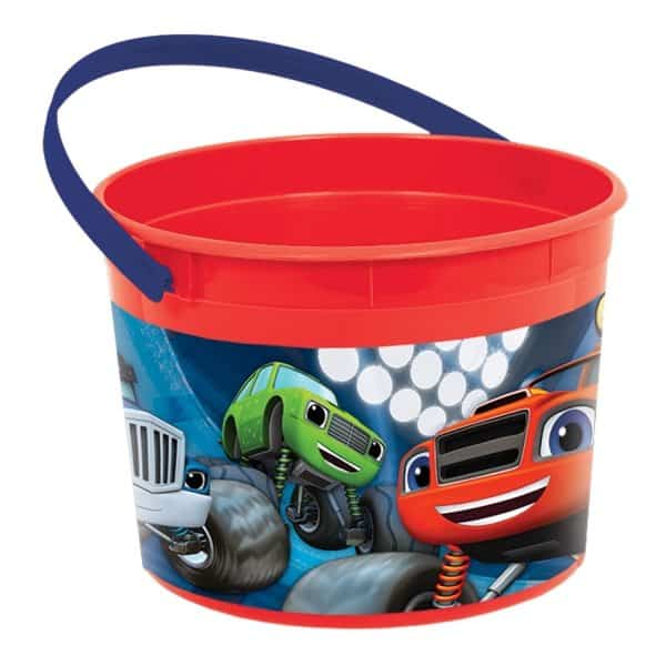 Blaze & The Monster Machines Party Favour Bucket
