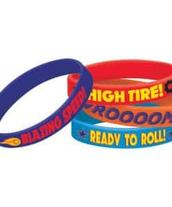 Blaze Rubber Wristbands 1