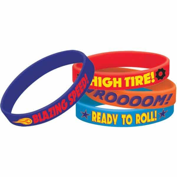 Blaze Rubber Wristbands 1