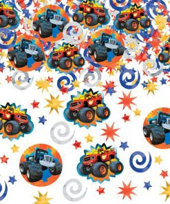 Blaze & The Monster Machines Party Table Confetti 34g
